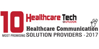 Healthcare Tech Outlook 10 Most Promising Healthcare Communication Solution Providers 2017